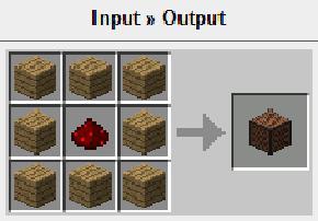 майнкрафт как сделать нотный блок