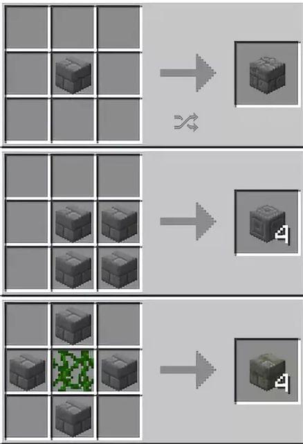 Блоки из каменного кирпича