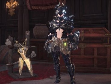Kjarr Dagger All Purpose Dual Blades Loadout