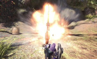 Burst Fire Unleashes All Shells In Explosive Fire
