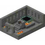 Как сделать крепости в Minecraft