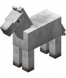 Как сделать лошадь в Minecraft
