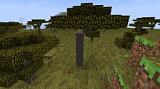 Как сделать саванну в Minecraft