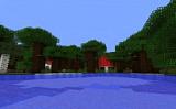 Как сделать тёмный лес в Minecraft