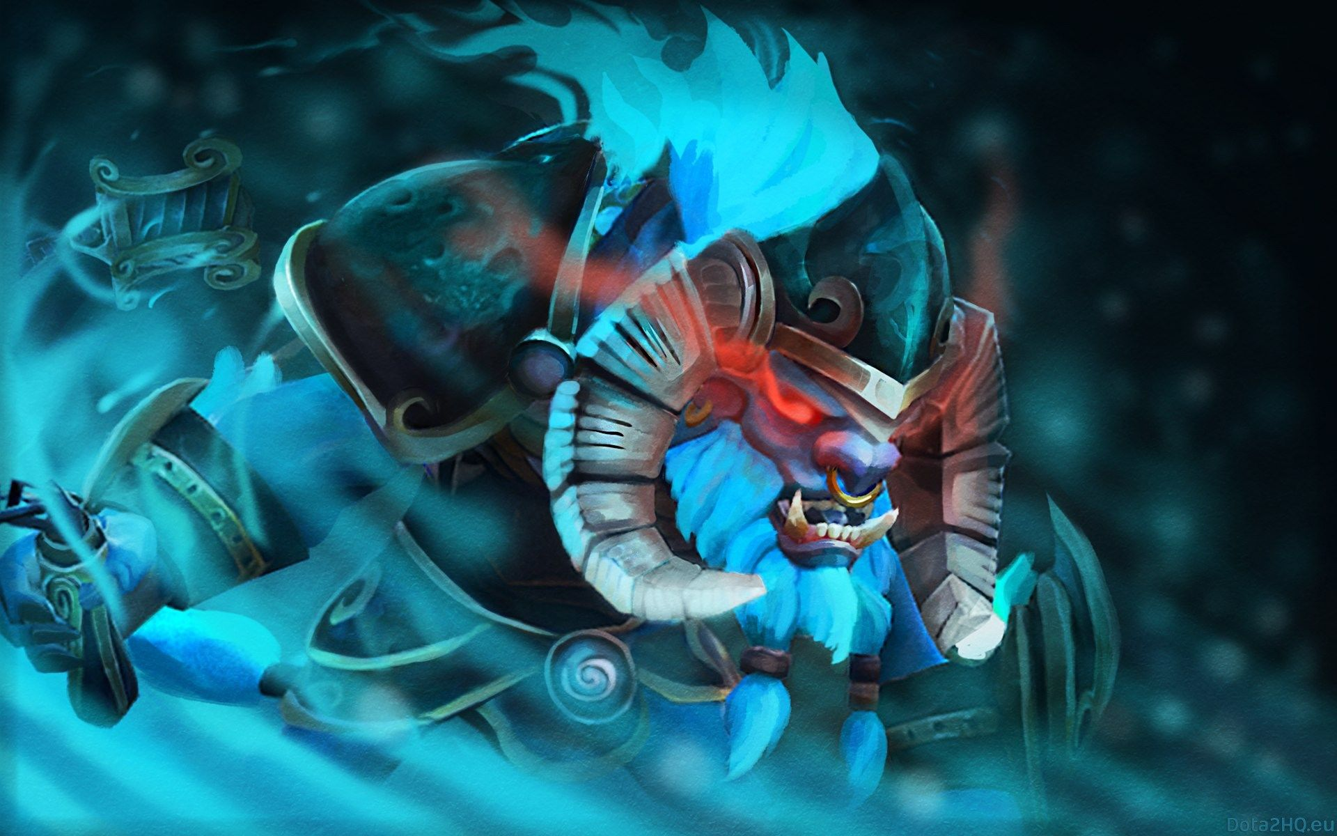 1920x1200 spirit breaker #dota 2 image (With images)