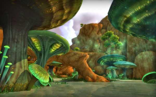Wow Nagrand Nagrand Igrovaya Zona World Of Warcraft Wow Cool Ru